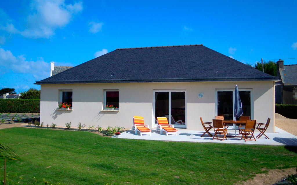 Santec Bretagne location de maisons de vacances